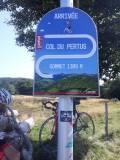 Le Puy Mary  le 21 août